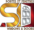 SI Windows & Doors Logo